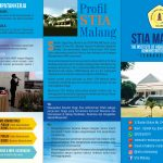 brosur STIA Malang